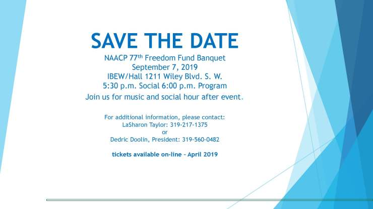save the date 2019 banquet 2